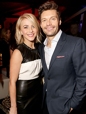 Ryan Seacrest and Julianne Hough Split | Julianne Hough, Ryan Seacrest