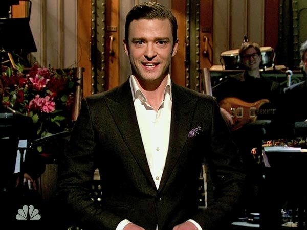 Justin Timberlake Hosts Saturday Night Live for the Fifth Time