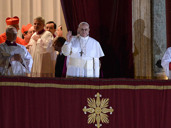 Jorge Bergoglio of Argentina Selected as Pope Francis