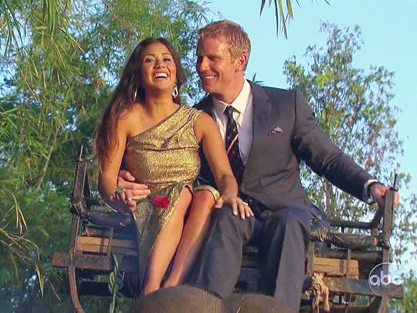 The Bachelor: Sean Lowe Engaged to Catherine Giudici