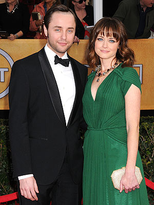 Alexis Bledel Engaged to Vincent Kartheiser