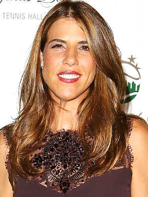 Jennifer Capriati Charged with Stalking, Punching Ex-Boyfriend