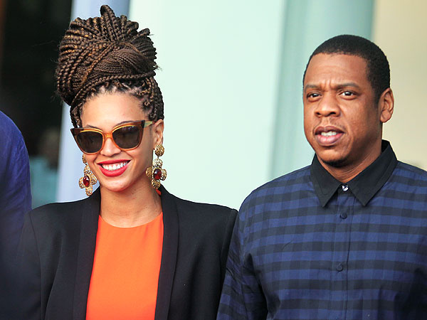 Beyonce and Jay-Z Top Forbes's List of Highest-Earning Celeb Couples