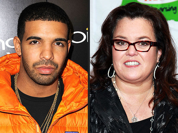 Rosie O'Donnell's Twitter Support for Drake Bell Mistaken for Rapper Drake