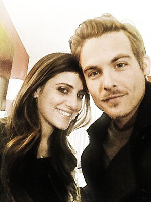 Kevin Zegers' Wedding Planning Workload