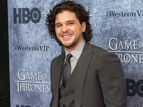 Game of Thrones Star Kit Harington Looking for a Woman with a Sense of Humor