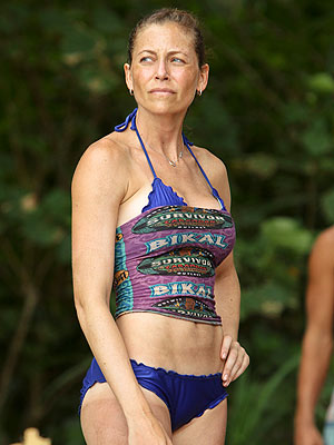 Survivor's Corinne Kaplan Says Being Voted Off Is 'Cringe-Worthy'