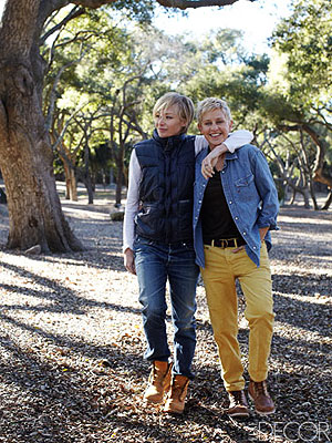 Inside Ellen DeGeneres and Portia de Rossi's Incredible 26-Acre Ranch