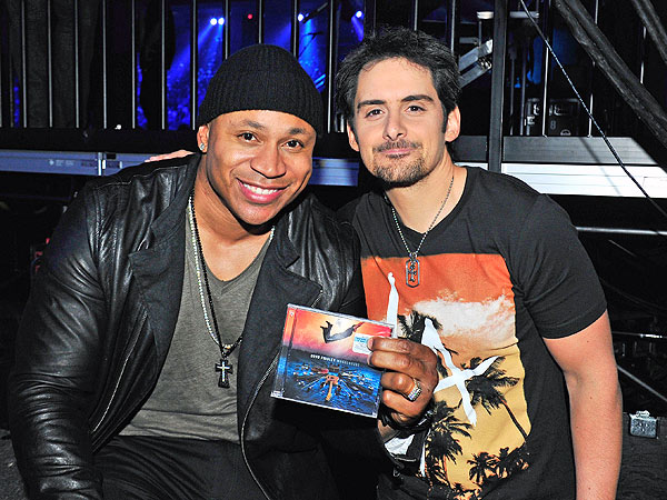 Brad Paisley, LL Cool J Record  'Accidental Racist'