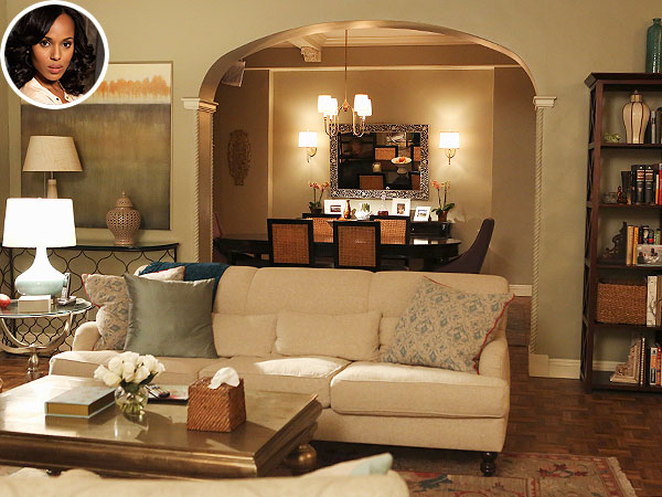 Olivia Pope's Scandal Apartment – Breaking Down the Look