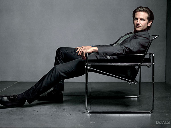 Bradley Cooper Talks to Details Magazine About Living with Mom
