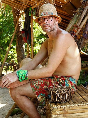 Survivor's Michael Snow: Dawn Is Ruthless