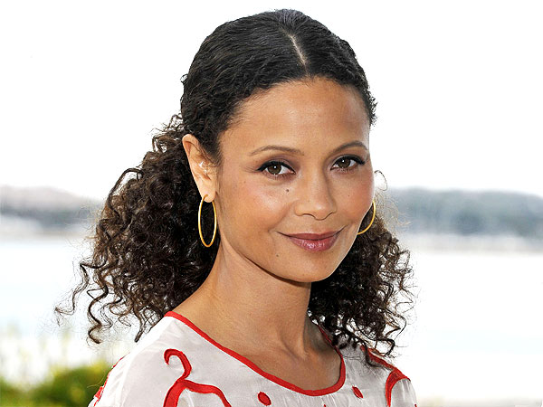 Thandie Newton: What She Burned with a Flat Iron This Time