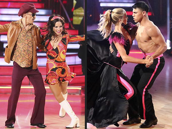 Dancing with the Stars Elimination Results: Did Andy Dick Survive?