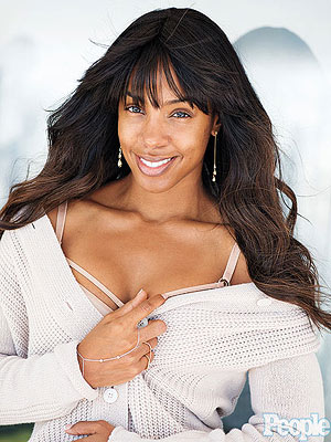 Kelly Rowland No Makeup Photo