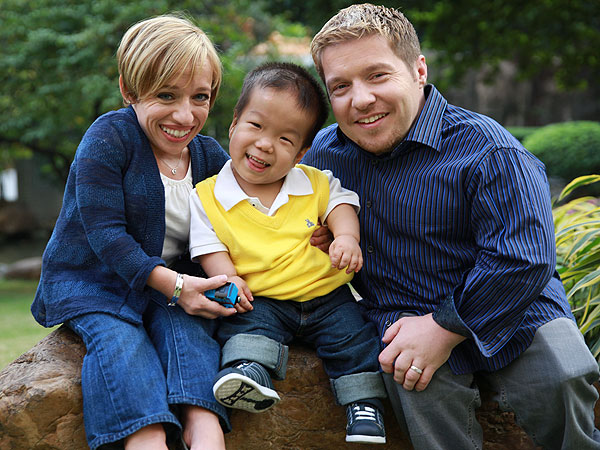 The Little Couple: Photo of Their Adopted Son