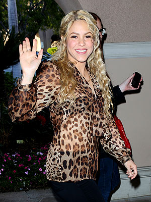 Shakira Is Officially the Most Popular Person on Facebook