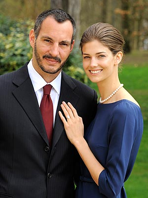 Prince Rahim Aga Khan to Marry Model Kendra Spears