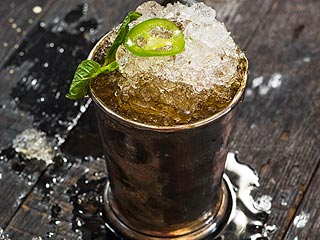Kentucky Derby: Try This Mint Julep Recipe ... with a Spicy Twist