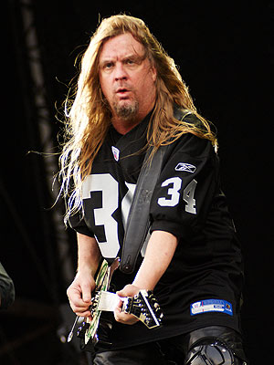 Jeff Hanneman Dead at 49: Slayer Founder/Guitarist Suffered Liver Failure
