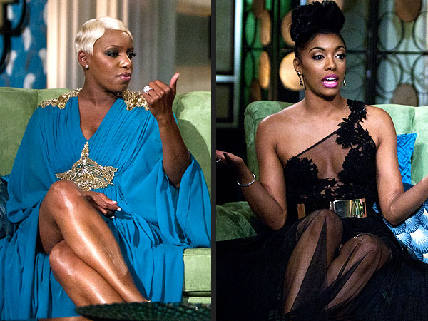 Real Housewives of Atlanta: NeNe Leakes Says She Wanted Porsha Stewart Replaced