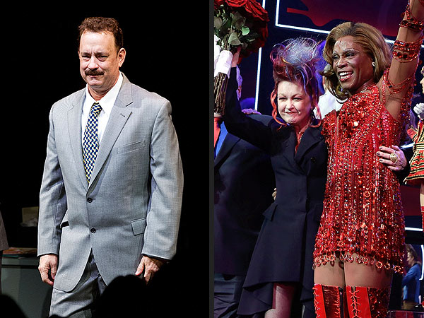 Tony Nominations: Tom Hanks, Cyndi Lauper, Kinky Boots Lead