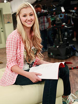 Heather Locklear's Daughter Ava Sambora Guest Stars on Good Luck Charlie