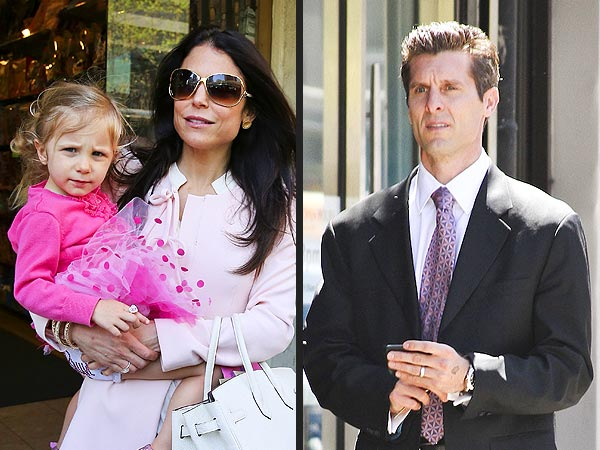 Bethenny Frankel & Jason Hoppy Reunite For Daughter's Birthday Amid Divorce Proceedings