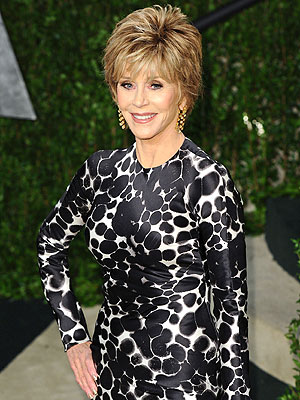 Jane Fonda's Painful Childhood Inspires Her to Help Today's Teens (VIDEO)