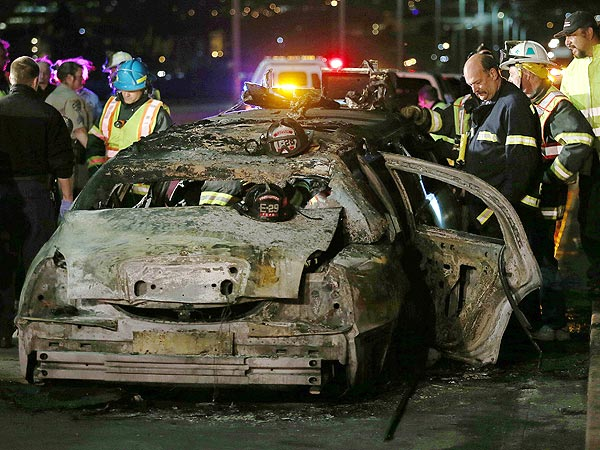 Bride and Four Friends Die in Limo Fire