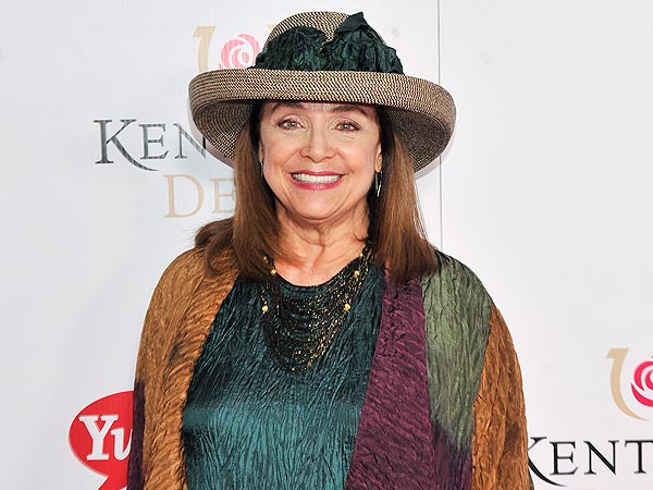 Valerie Harper at Kentucky Derby: 'Feeling Good'