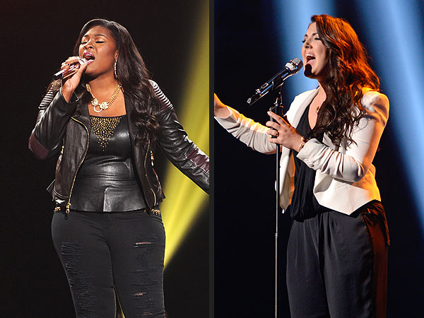 American Idol: Kree Harrison or Candice Glover - Who Should Win?