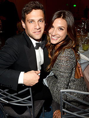 Justin Bartha Marries Lia Smith