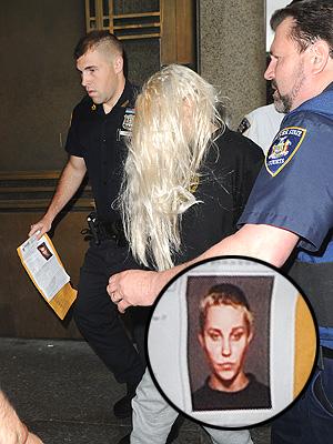 Amanda Bynes Arrested, Mug Shot Revealed