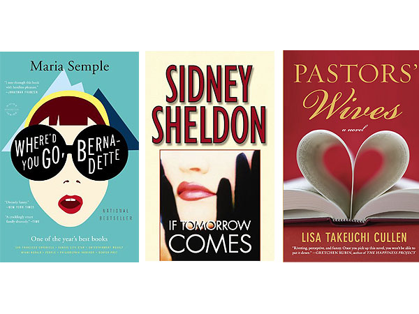 What We're Reading This Weekend: Fun Fiction for the Start of Summer