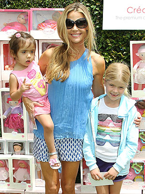 Denise Richards: Charlie Sheen & I 'Actually Enjoy Hanging Out'
