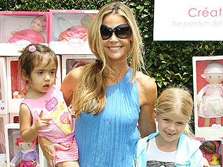 Denise Richards: I 'Actually Enjoy Hanging Out' with Ex Charlie Sheen
