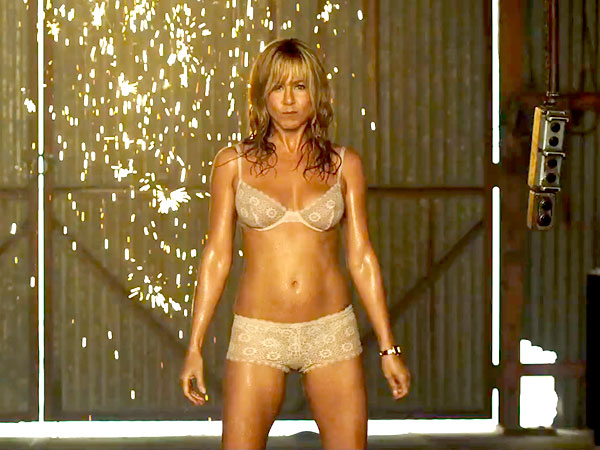 Jennifer Aniston Reveals Her Stripper Diet for We're the Millers