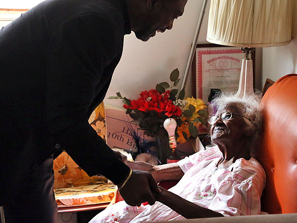 Oldest Living American Turns 114