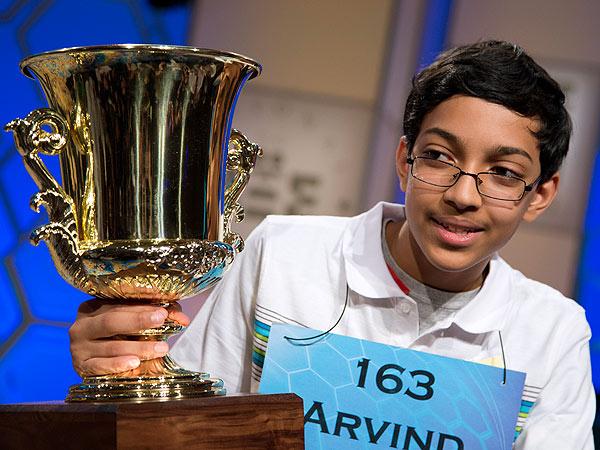 National Spelling Bee: New York Teen Arvind Mahankali Wins