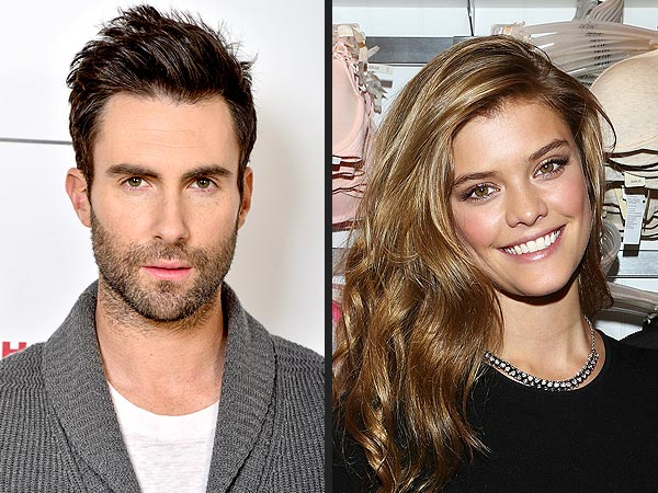 Adam Levine, Nina Agdal Are Casually Dating
