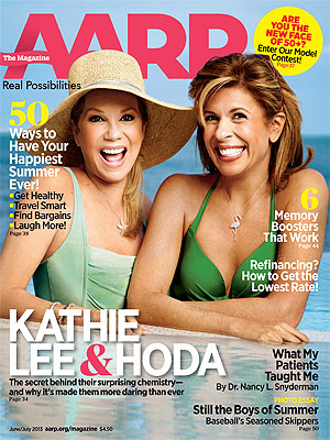 Kathie Lee Gifford & Hoda Kotb Bring Trouble to TV
