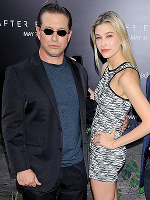 Hailey Baldwin, Stephen Baldwin's Daughter, Turns Heads at After Earth Premiere
