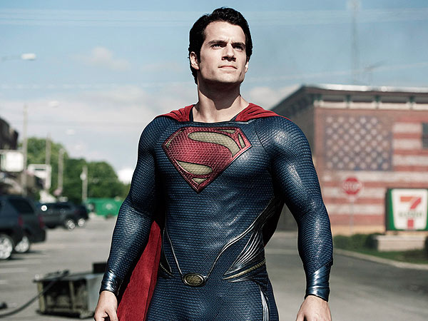Spike TV's Guys' Choice Awards Nominees Include Man of Steel Cast