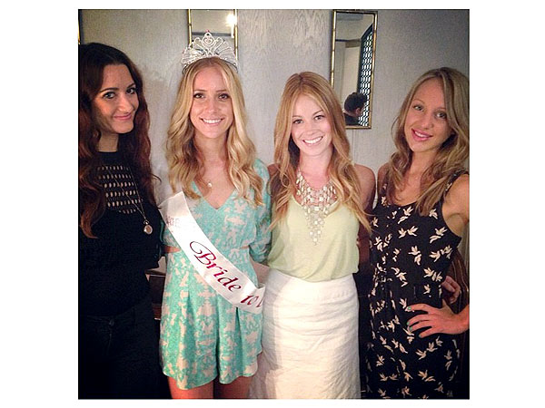 Kristin Cavallari Bridal Shower Photos