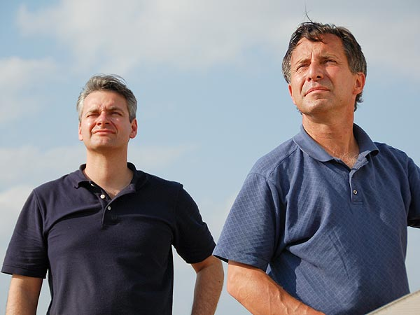 Tim Samaras & Carl Young, Storm Chasers Stars, Killed in Oklahoma Storm