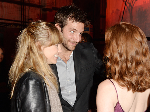 Suki Waterhouse, Bradley Cooper Picture from Spike Guys' Choice Awards