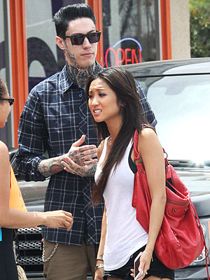 Brenda Song, Trace Cyrus - Are They Dating Again?
