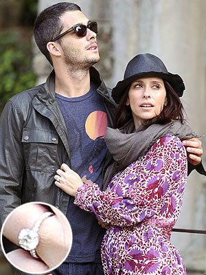 Jennifer Love Hewitt couple