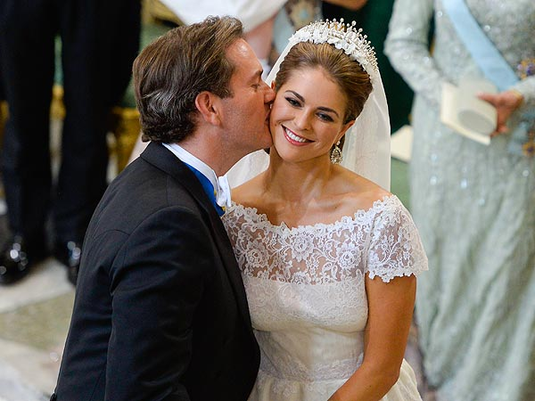 Princess Madeleine Expecting First Child